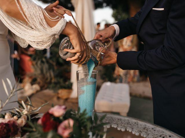 La boda de Sergio y Mari Carmen en Rincon De La Victoria, Málaga 52