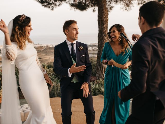 La boda de Sergio y Mari Carmen en Rincon De La Victoria, Málaga 53