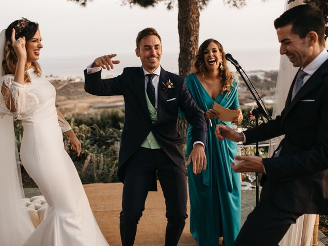 La boda de Sergio y Mari Carmen en Rincon De La Victoria, Málaga 54