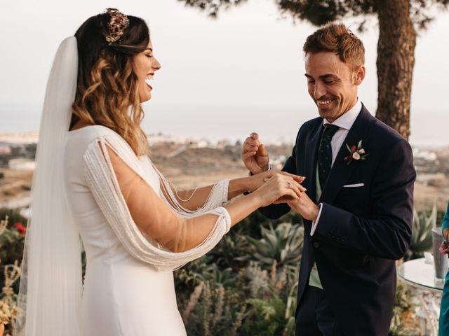 La boda de Sergio y Mari Carmen en Rincon De La Victoria, Málaga 55