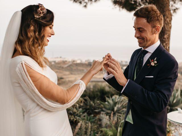 La boda de Sergio y Mari Carmen en Rincon De La Victoria, Málaga 56