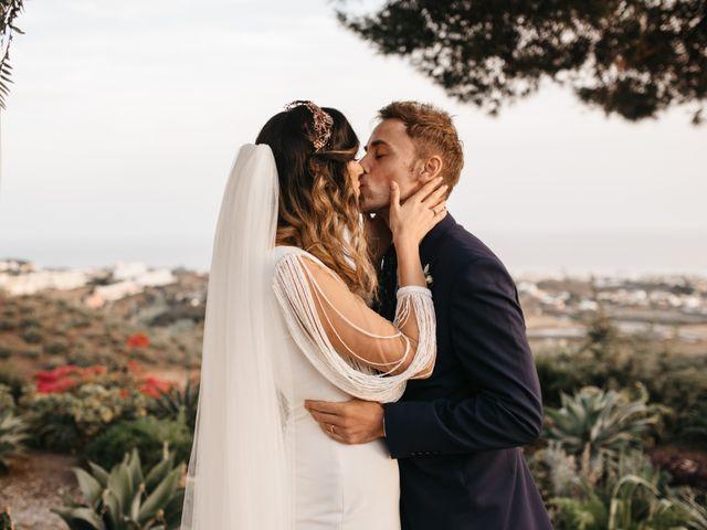 La boda de Sergio y Mari Carmen en Rincon De La Victoria, Málaga 57
