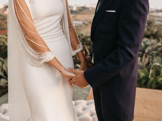 La boda de Sergio y Mari Carmen en Rincon De La Victoria, Málaga 58