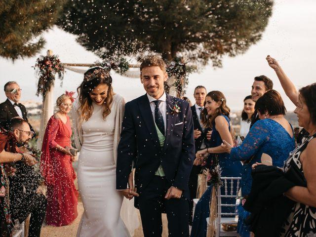 La boda de Sergio y Mari Carmen en Rincon De La Victoria, Málaga 1