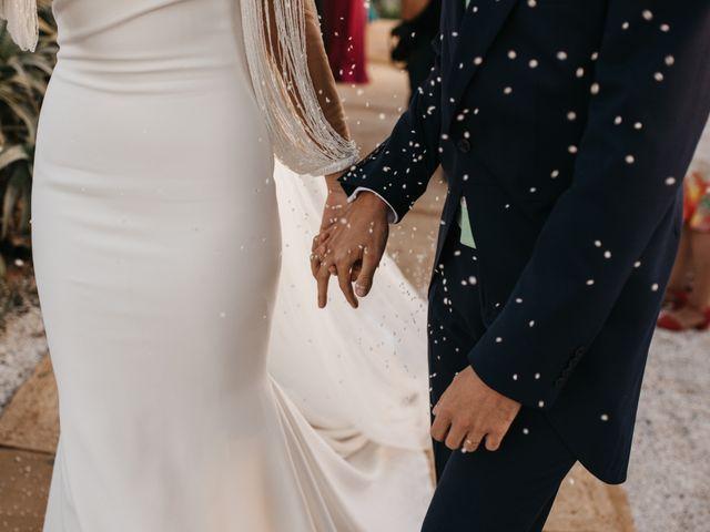 La boda de Sergio y Mari Carmen en Rincon De La Victoria, Málaga 60