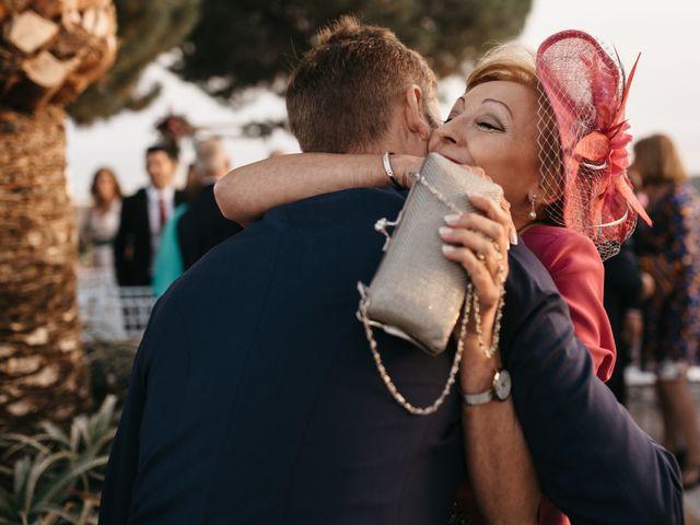 La boda de Sergio y Mari Carmen en Rincon De La Victoria, Málaga 62
