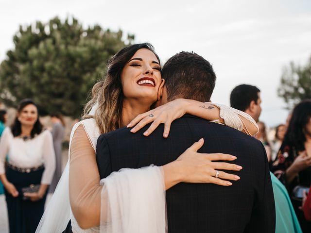 La boda de Sergio y Mari Carmen en Rincon De La Victoria, Málaga 64