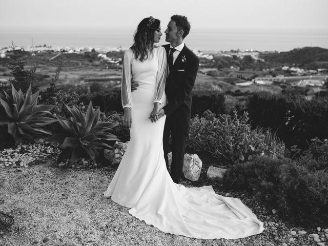 La boda de Sergio y Mari Carmen en Rincon De La Victoria, Málaga 67