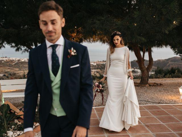 La boda de Sergio y Mari Carmen en Rincon De La Victoria, Málaga 71