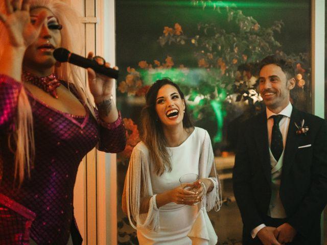 La boda de Sergio y Mari Carmen en Rincon De La Victoria, Málaga 103