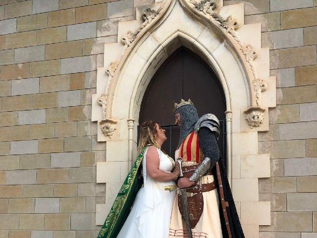 La boda de Rafa y Sheila  en Xàtiva, Valencia 3