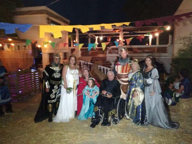 La boda de Rafa y Sheila  en Xàtiva, Valencia 5