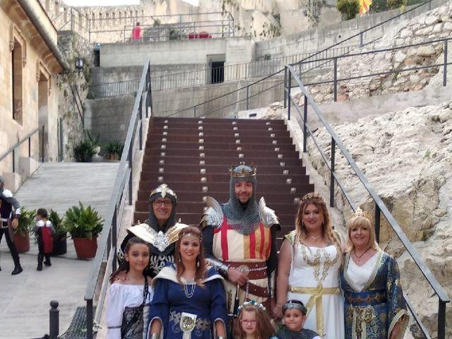 La boda de Rafa y Sheila  en Xàtiva, Valencia 10