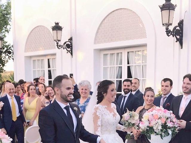 La boda de Gerard y Maria en Espartinas, Sevilla 1