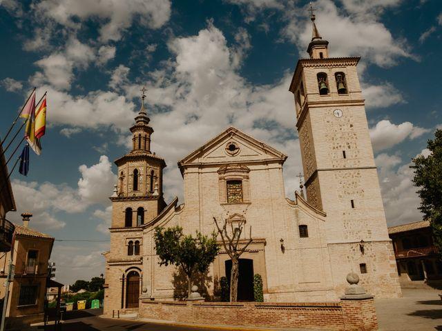 La boda de César y Lourdes en Toledo, Toledo 52