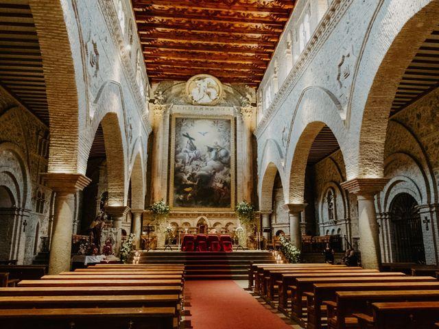 La boda de César y Lourdes en Toledo, Toledo 53