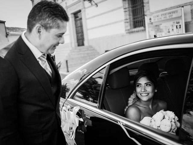 La boda de César y Lourdes en Toledo, Toledo 57