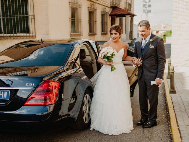 La boda de César y Lourdes en Toledo, Toledo 58
