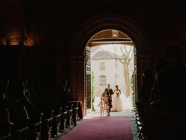La boda de César y Lourdes en Toledo, Toledo 59