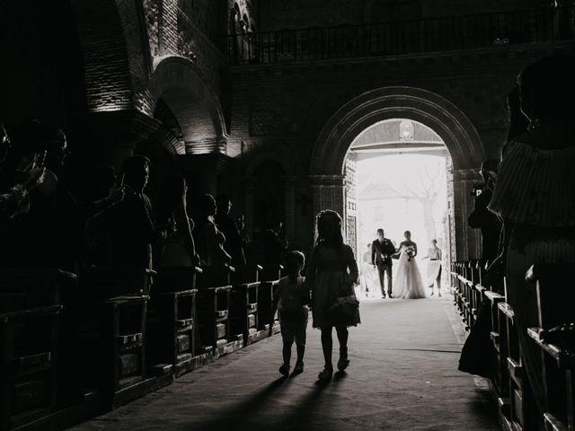 La boda de César y Lourdes en Toledo, Toledo 60