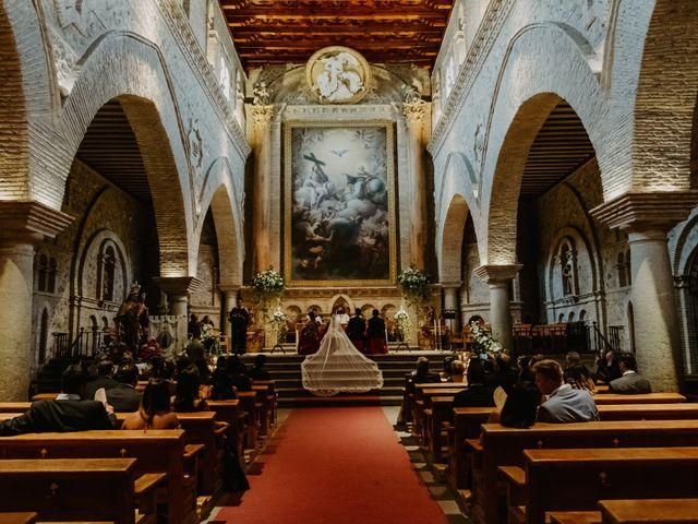 La boda de César y Lourdes en Toledo, Toledo 64