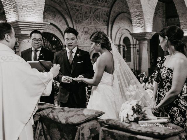 La boda de César y Lourdes en Toledo, Toledo 67