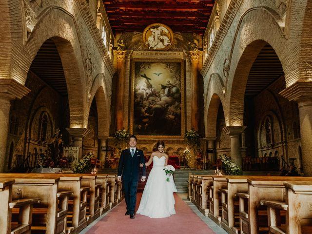 La boda de César y Lourdes en Toledo, Toledo 68