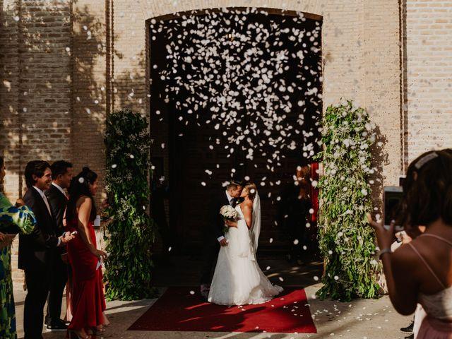 La boda de César y Lourdes en Toledo, Toledo 69