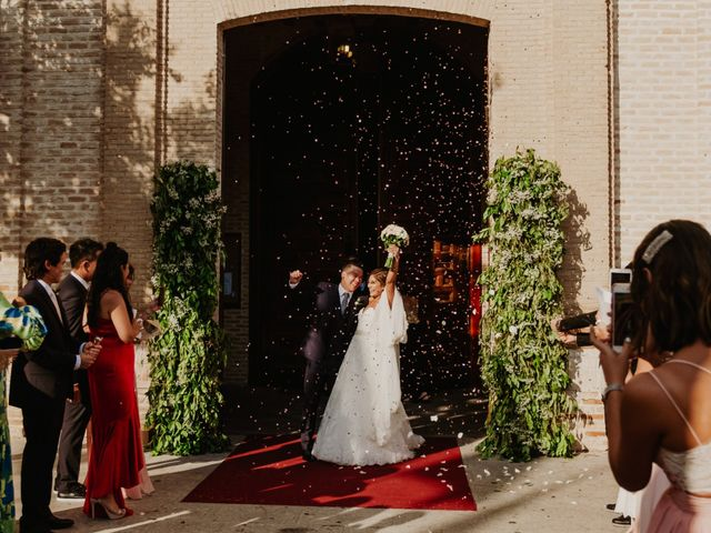 La boda de César y Lourdes en Toledo, Toledo 70