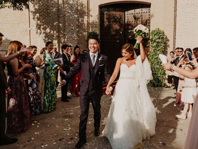 La boda de César y Lourdes en Toledo, Toledo 71
