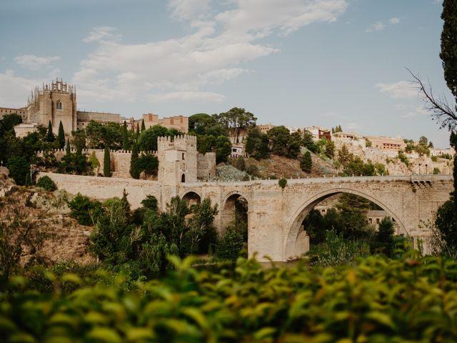 La boda de César y Lourdes en Toledo, Toledo 75