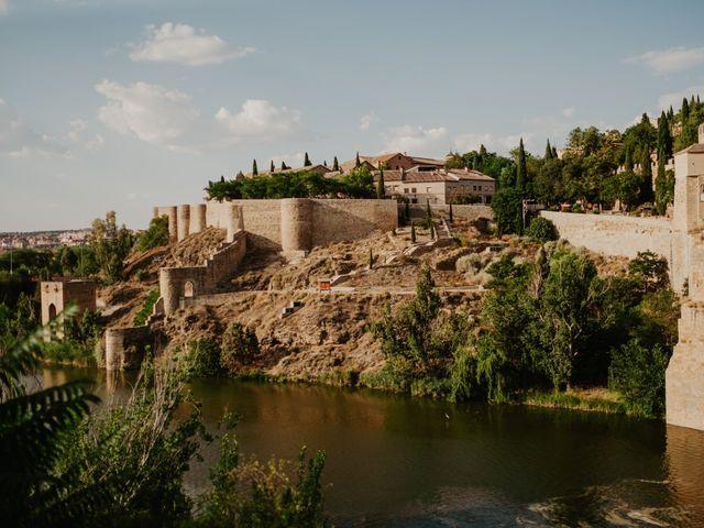 La boda de César y Lourdes en Toledo, Toledo 76