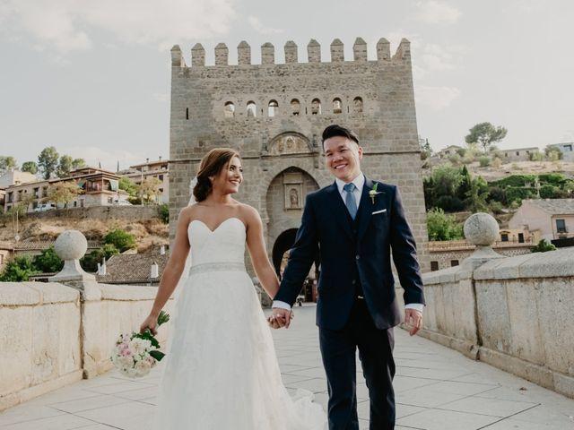 La boda de César y Lourdes en Toledo, Toledo 81
