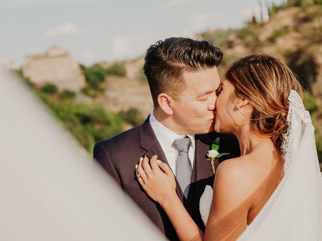 La boda de César y Lourdes en Toledo, Toledo 84