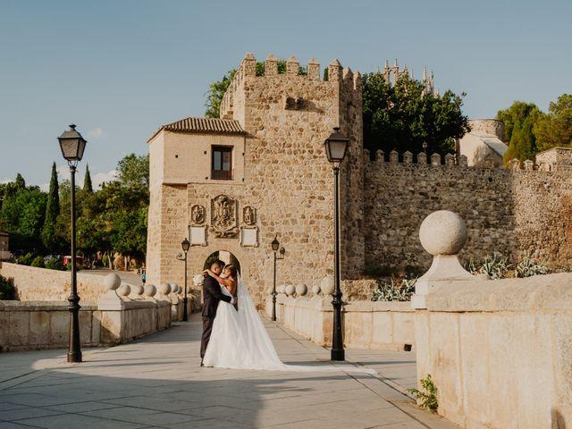 La boda de César y Lourdes en Toledo, Toledo 86