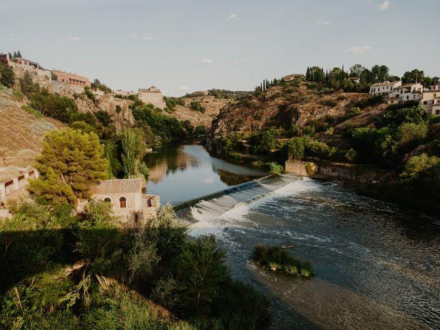 La boda de César y Lourdes en Toledo, Toledo 88