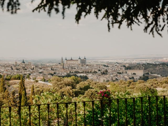 La boda de César y Lourdes en Toledo, Toledo 95