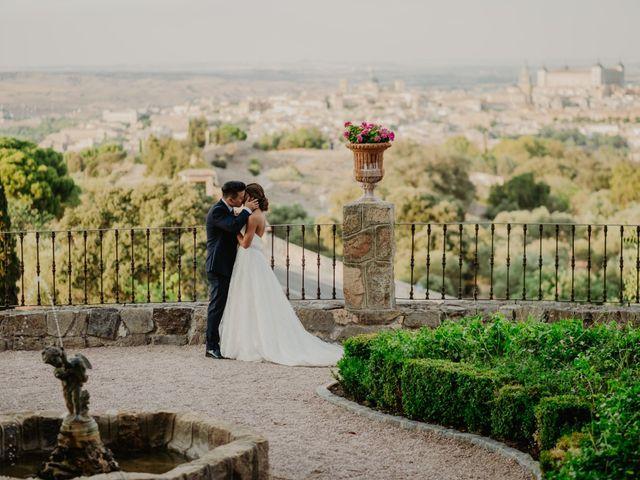 La boda de César y Lourdes en Toledo, Toledo 103