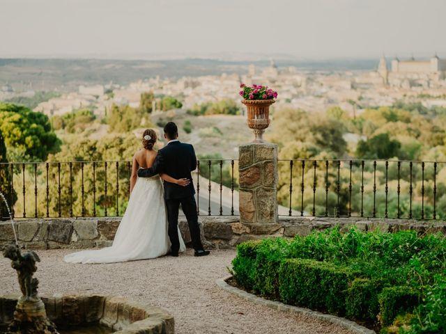 La boda de César y Lourdes en Toledo, Toledo 104
