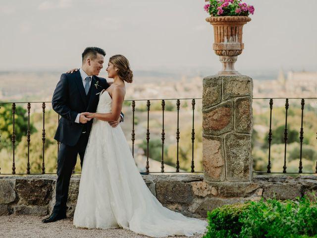 La boda de César y Lourdes en Toledo, Toledo 105