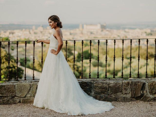 La boda de César y Lourdes en Toledo, Toledo 107