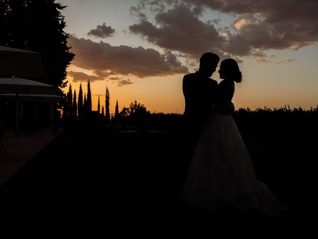 La boda de César y Lourdes en Toledo, Toledo 118