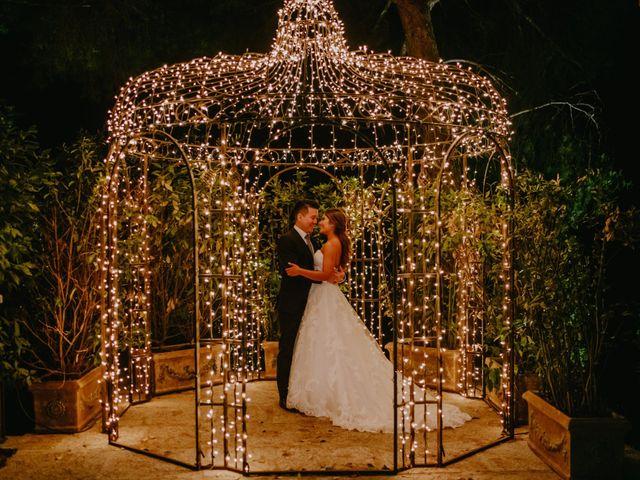 La boda de Lourdes y César