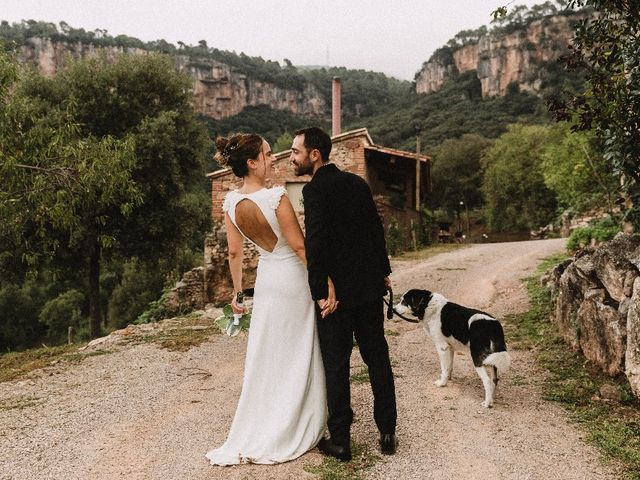 La boda de Marina y Raül