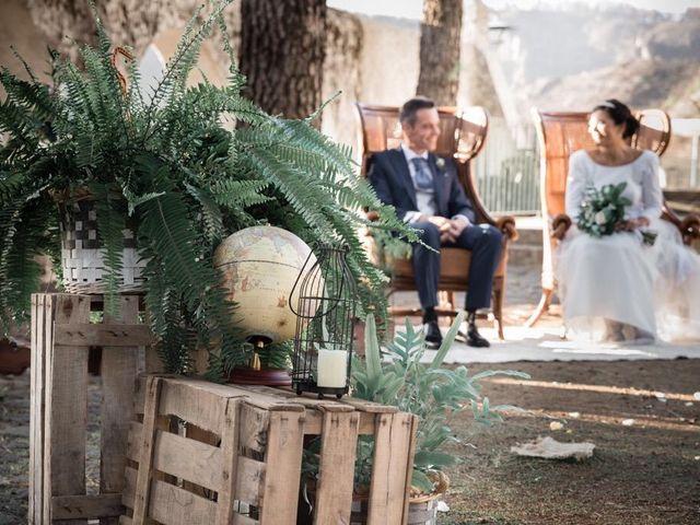 La boda de Iván  y Nayra en Cruz De Tejeda, Las Palmas 1