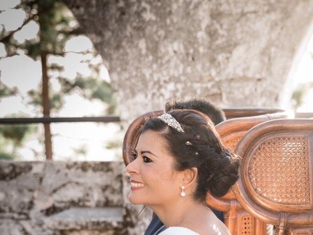 La boda de Iván  y Nayra en Cruz De Tejeda, Las Palmas 5
