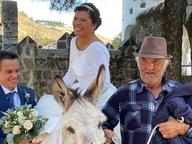 La boda de Nayra y Iván