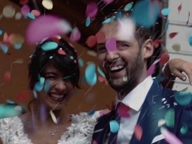 La boda de Elena y Gabri