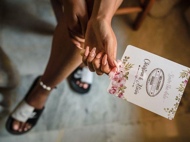 La boda de Alicia y Christian en Granada, Granada 3