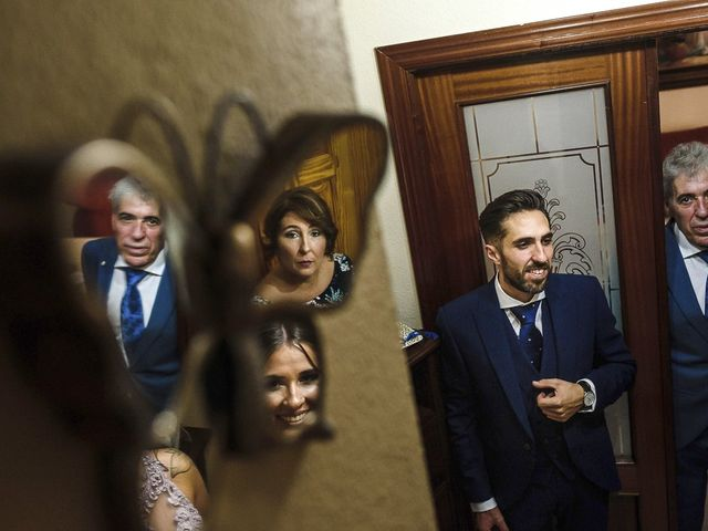 La boda de Alicia y Christian en Granada, Granada 7